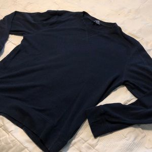 H&M Mens Crew Neck Sweater PULLOVER